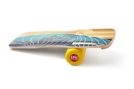 EPIC WINGS Balance Board + FLOOR MAT